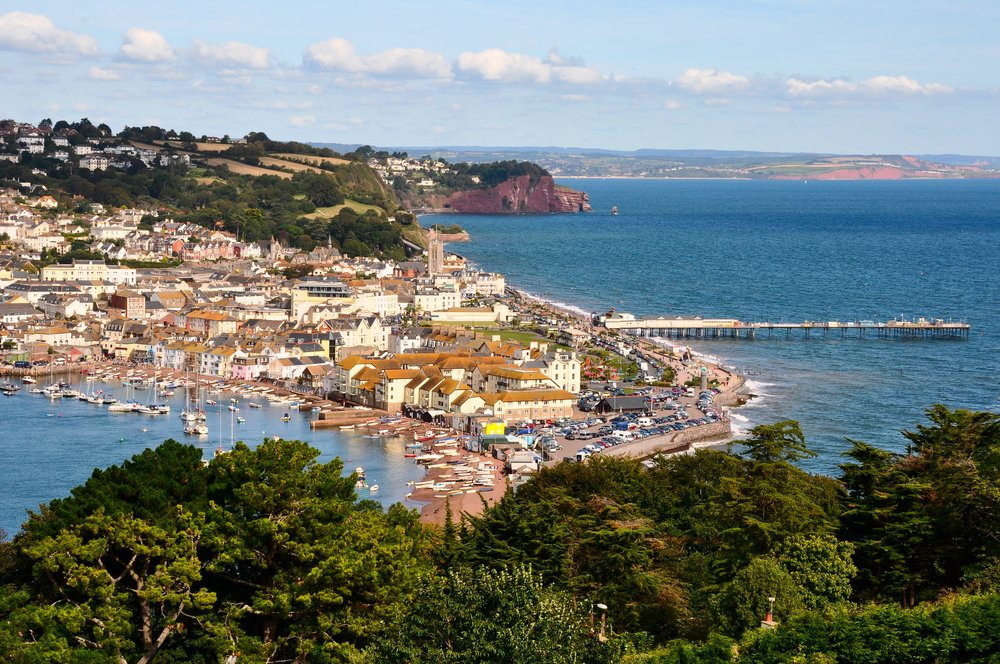 teignmouth bed and breakfast